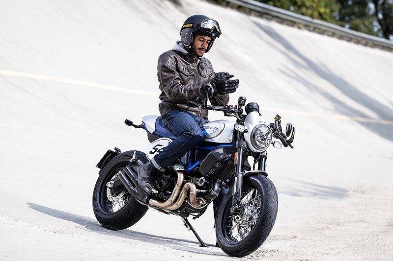 2019 Ducati Scrambler Cafe Racer in Medford, Massachusetts - Photo 7