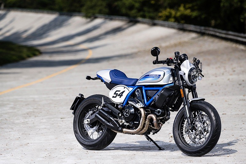 2019 Ducati Scrambler Cafe Racer in Saint Louis, Missouri - Photo 9