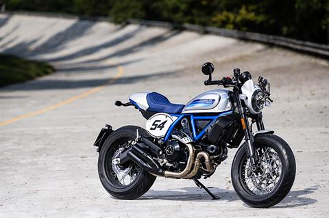 2019 Ducati Scrambler Cafe Racer in Medford, Massachusetts - Photo 9