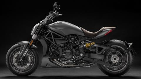 2019 Ducati XDiavel S in Medford, Massachusetts