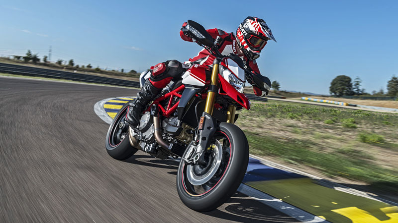 2019 Ducati Hypermotard 950 SP in Northampton, Massachusetts - Photo 4