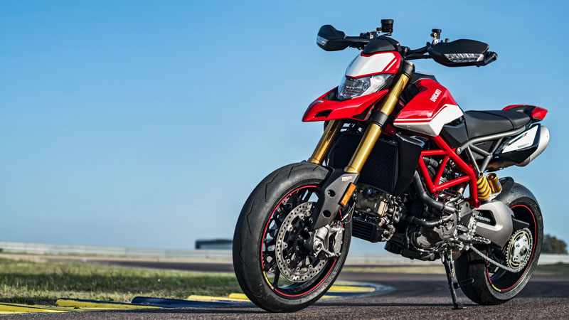 2019 Ducati Hypermotard 950 SP in Northampton, Massachusetts - Photo 11