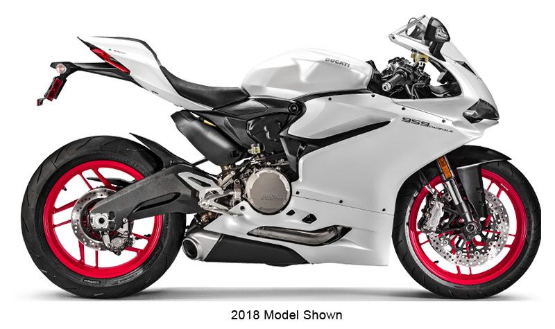 2019 Ducati 959 Panigale in Medford, Massachusetts