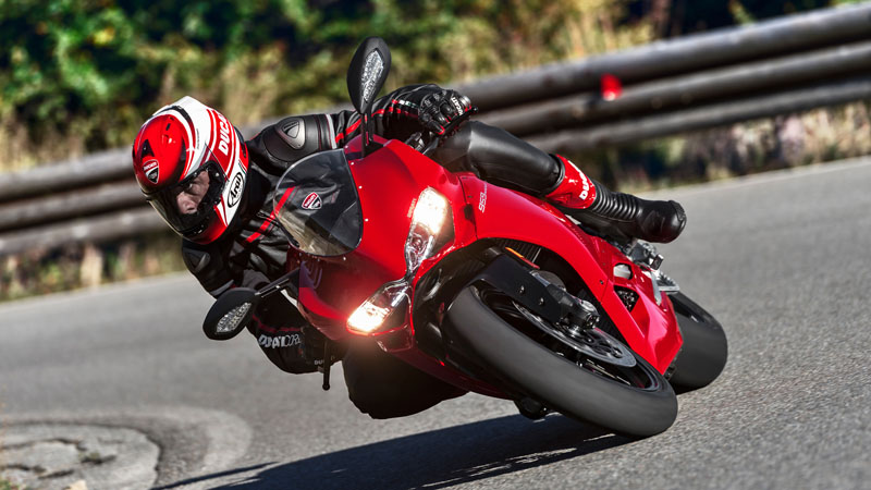 2019 Ducati 959 Panigale Corse in Northampton, Massachusetts - Photo 3