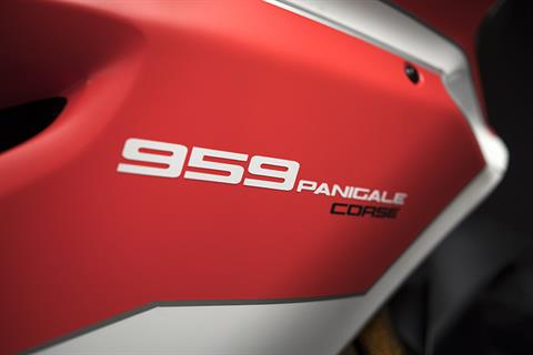 2019 Ducati 959 Panigale Corse in Greenville, South Carolina - Photo 8