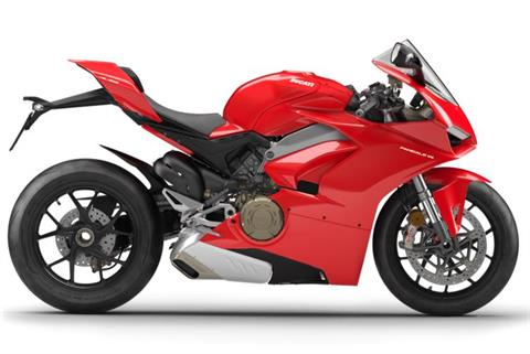 2019 Ducati Panigale V4 in Medford, Massachusetts