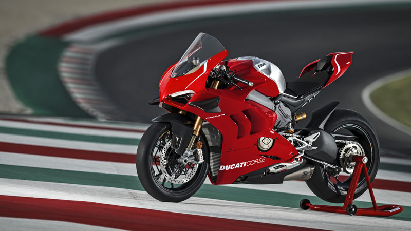 2019 Ducati Panigale V4 R in Medford, Massachusetts - Photo 2