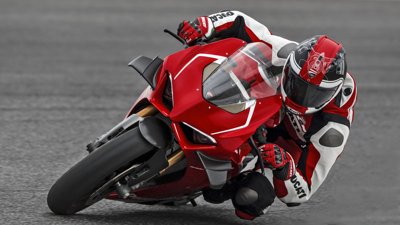 2019 Ducati Panigale V4 R in Medford, Massachusetts