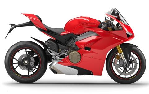 2019 Ducati Panigale V4 S in Oakdale, New York
