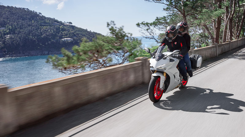2019 Ducati SuperSport in Albuquerque, New Mexico - Photo 4