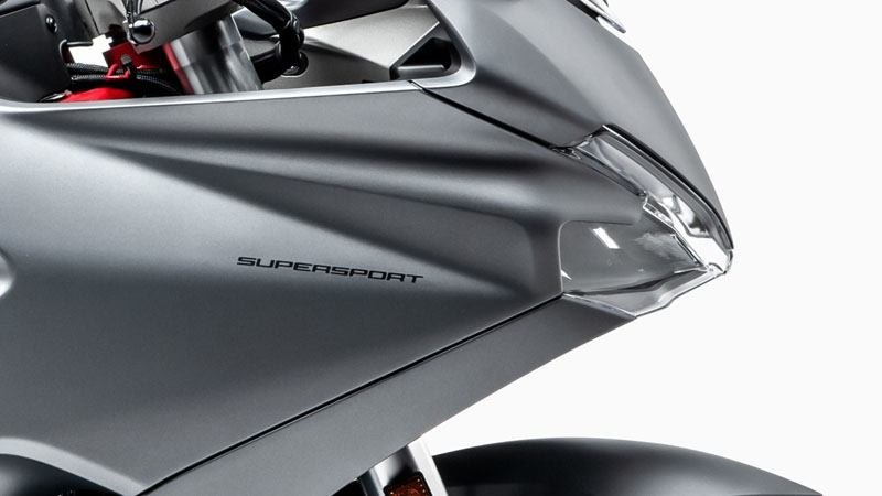 2019 Ducati SuperSport in Greenville, South Carolina - Photo 3