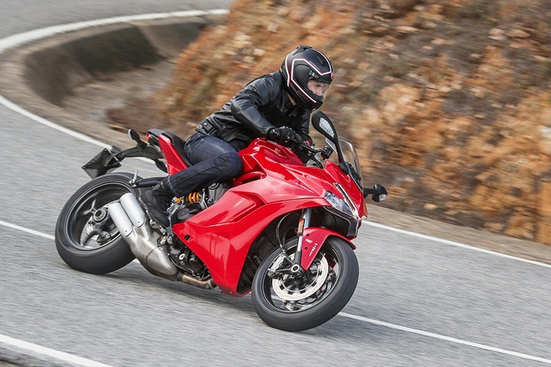 2019 Ducati SuperSport in Medford, Massachusetts - Photo 6