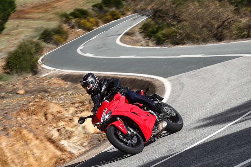 2019 Ducati SuperSport in Greenville, South Carolina - Photo 7