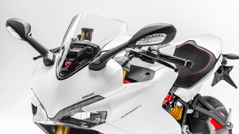 2019 Ducati SuperSport S in Northampton, Massachusetts - Photo 2