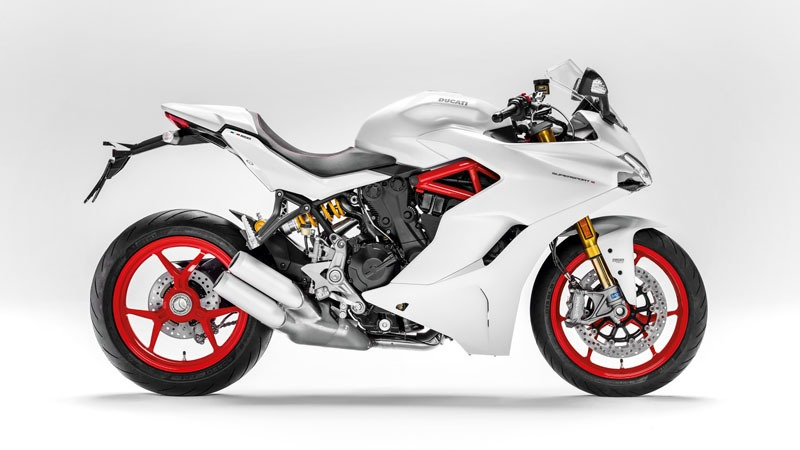 2019 Ducati SuperSport S in Harrisburg, Pennsylvania - Photo 2