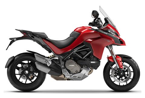 2020 Ducati Multistrada 1260 in Medford, Massachusetts