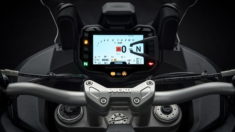 2020 Ducati Multistrada 1260 in De Pere, Wisconsin - Photo 6