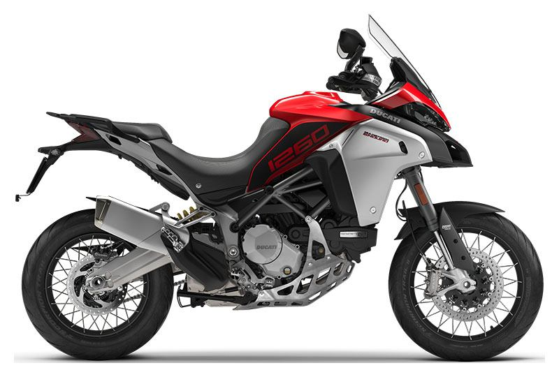 2020 Ducati Multistrada 1260 Enduro in New Haven, Connecticut - Photo 1