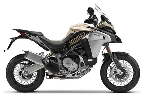 2020 Ducati Multistrada 1260 Enduro in Medford, Massachusetts