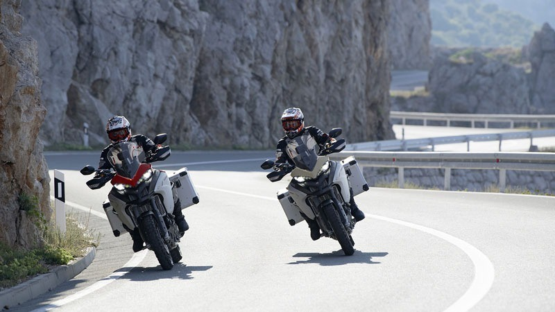 2020 Ducati Multistrada 1260 Enduro in New York, New York - Photo 10