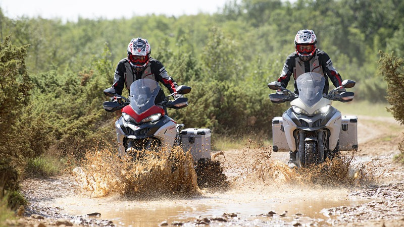 2020 Ducati Multistrada 1260 Enduro in Concord, New Hampshire - Photo 12