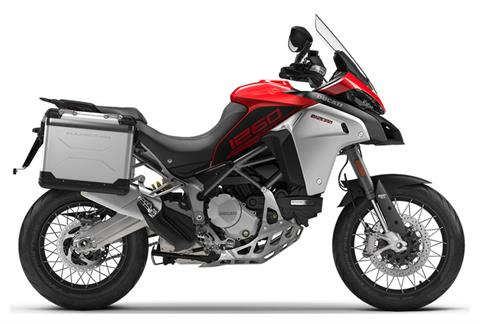 2020 Ducati Multistrada 1260 Enduro Touring in De Pere, Wisconsin