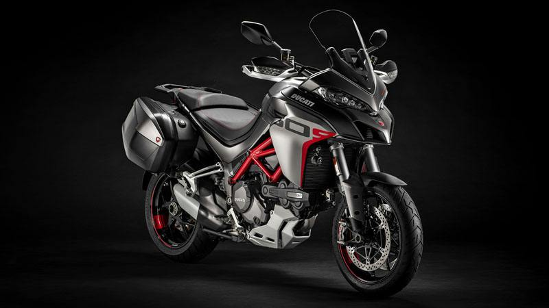 2020 Ducati Multistrada 1260 S Grand Tour in Sacramento, California - Photo 4