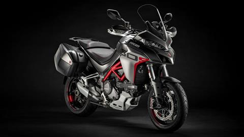 2020 Ducati Multistrada 1260 S Grand Tour in New York, New York - Photo 4