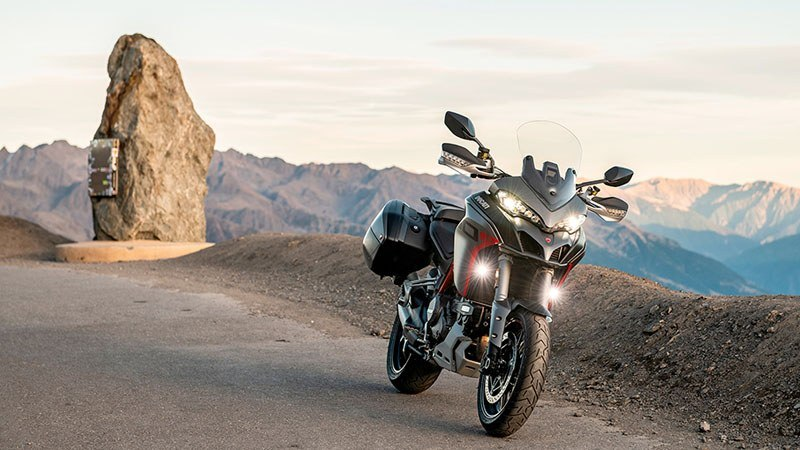 2020 Ducati Multistrada 1260 S Grand Tour in Medford, Massachusetts - Photo 10