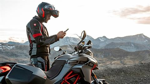 2020 Ducati Multistrada 1260 S Grand Tour in Sacramento, California - Photo 16