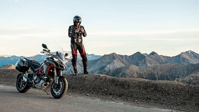 2020 Ducati Multistrada 1260 S Grand Tour in Oakdale, New York - Photo 17