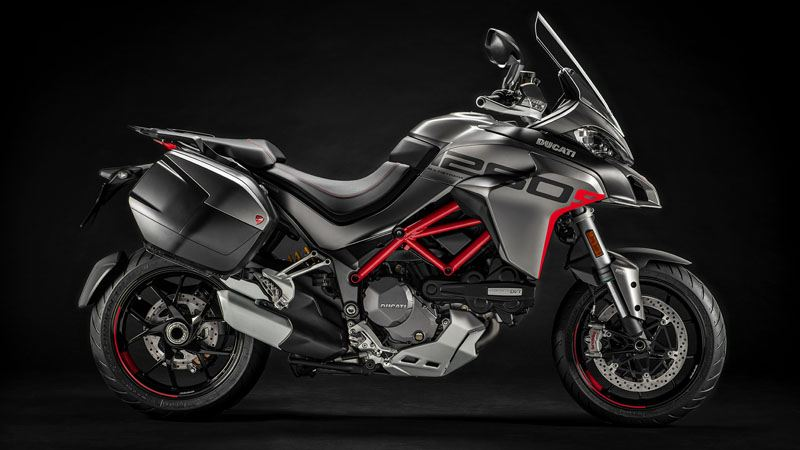 2020 Ducati Multistrada 1260 S Grand Tour in Medford, Massachusetts - Photo 3