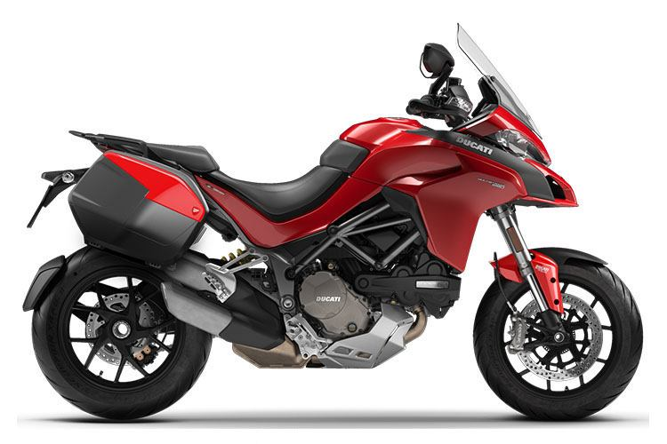 2020 Ducati Multistrada 1260 S Touring in Greenville, South Carolina