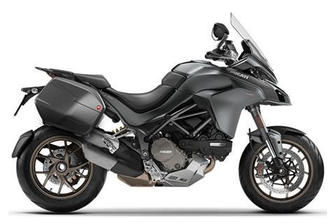 2020 Ducati Multistrada 1260 S Touring in Medford, Massachusetts