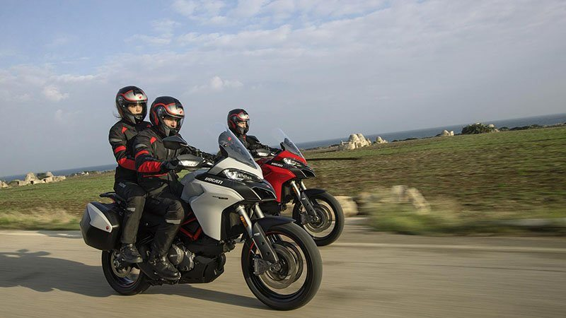 2020 Ducati Multistrada 950SW S in Medford, Massachusetts - Photo 4