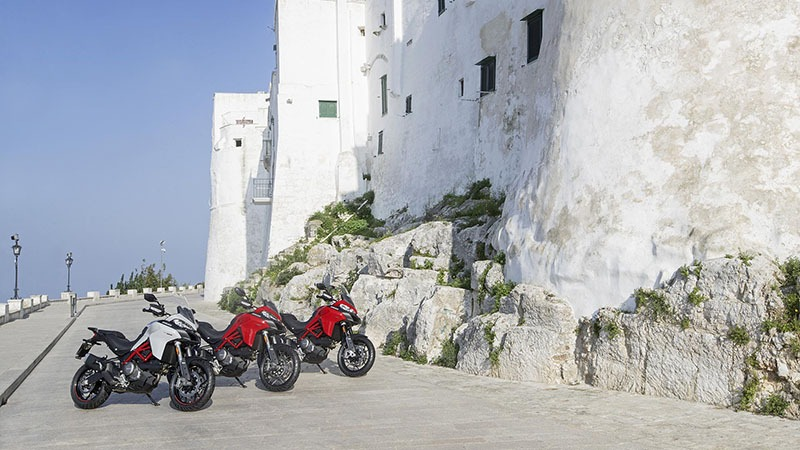 2020 Ducati Multistrada 950 S Spoked Wheel in Fort Montgomery, New York - Photo 9