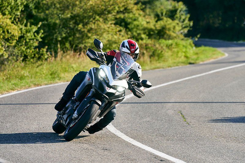 2020 Ducati Multistrada 950 S Spoked Wheel in Columbus, Ohio - Photo 9