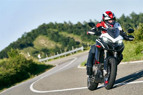 2020 Ducati Multistrada 950 S Spoked Wheel in Saint Louis, Missouri - Photo 10