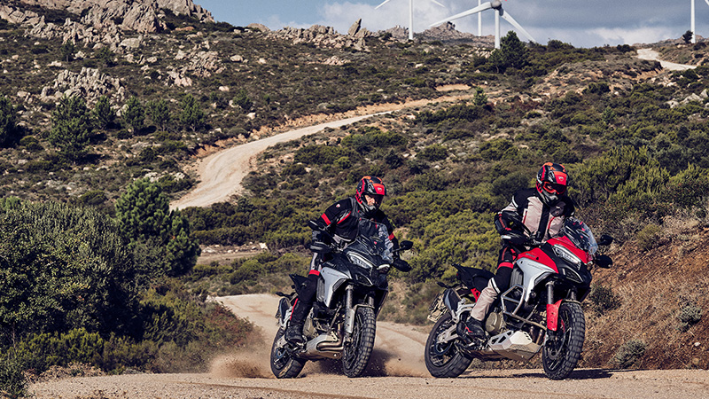 2021 Ducati Multistrada V4 S Travel & Radar Spoked Wheel in New Haven, Connecticut - Photo 3
