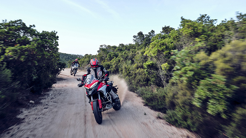 2021 Ducati Multistrada V4 S Travel & Radar in West Allis, Wisconsin - Photo 6