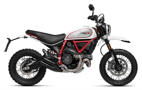 2020 Ducati Scrambler Desert Sled in Greenville, South Carolina