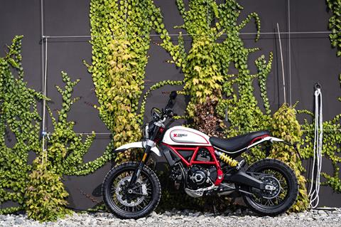 2020 Ducati Scrambler Desert Sled in Albuquerque, New Mexico - Photo 3