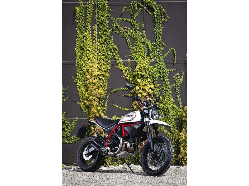 2020 Ducati Scrambler Desert Sled in Albuquerque, New Mexico