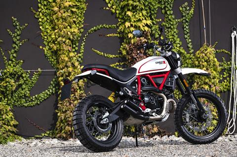 2020 Ducati Scrambler Desert Sled in Medford, Massachusetts - Photo 5