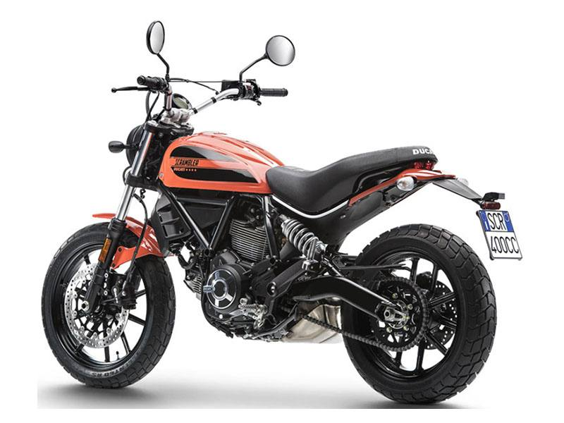 2020 Ducati Scrambler Sixty2 in Philadelphia, Pennsylvania - Photo 3