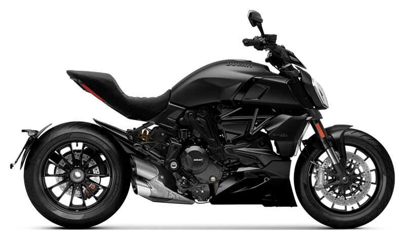 2020 Ducati Diavel 1260 in Saint Louis, Missouri - Photo 1