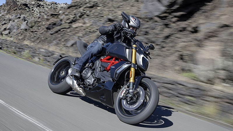 2020 Ducati Diavel 1260 in New York, New York - Photo 8