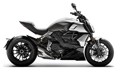 2020 Ducati Diavel 1260 in Medford, Massachusetts