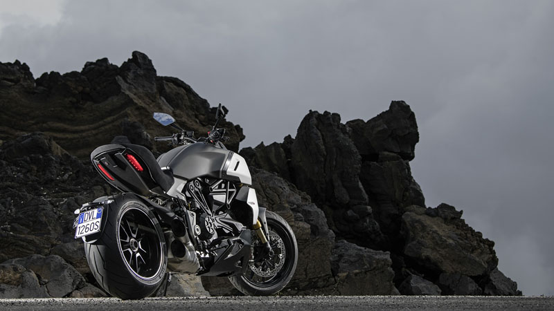 2019 Ducati Diavel 1260 S in Brea, California - Photo 2