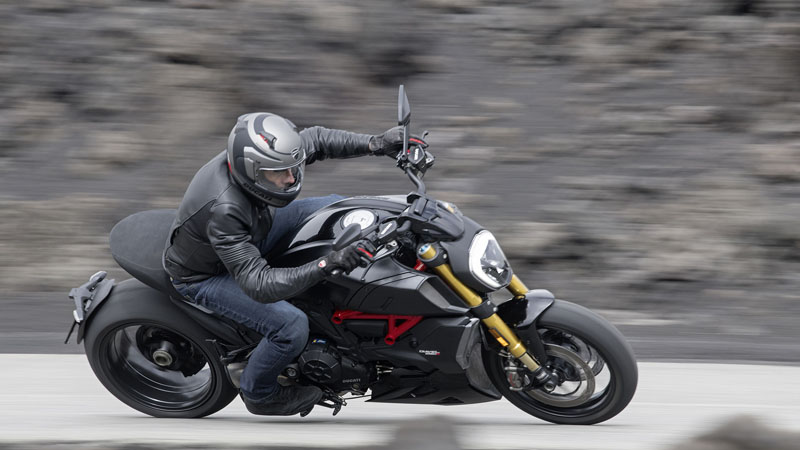 2019 Ducati Diavel 1260 S in Oakdale, New York